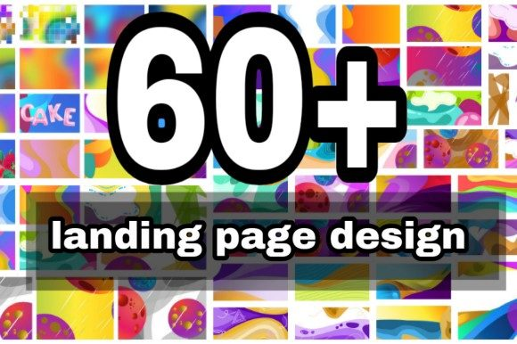 Landing Page Bundles Design Graphic Backgrounds By ahmaddesign99