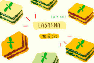 Download Free Lasagna Spinach Meat Svg Png Food Graphic By Inkclouddesign for Cricut Explore, Silhouette and other cutting machines.