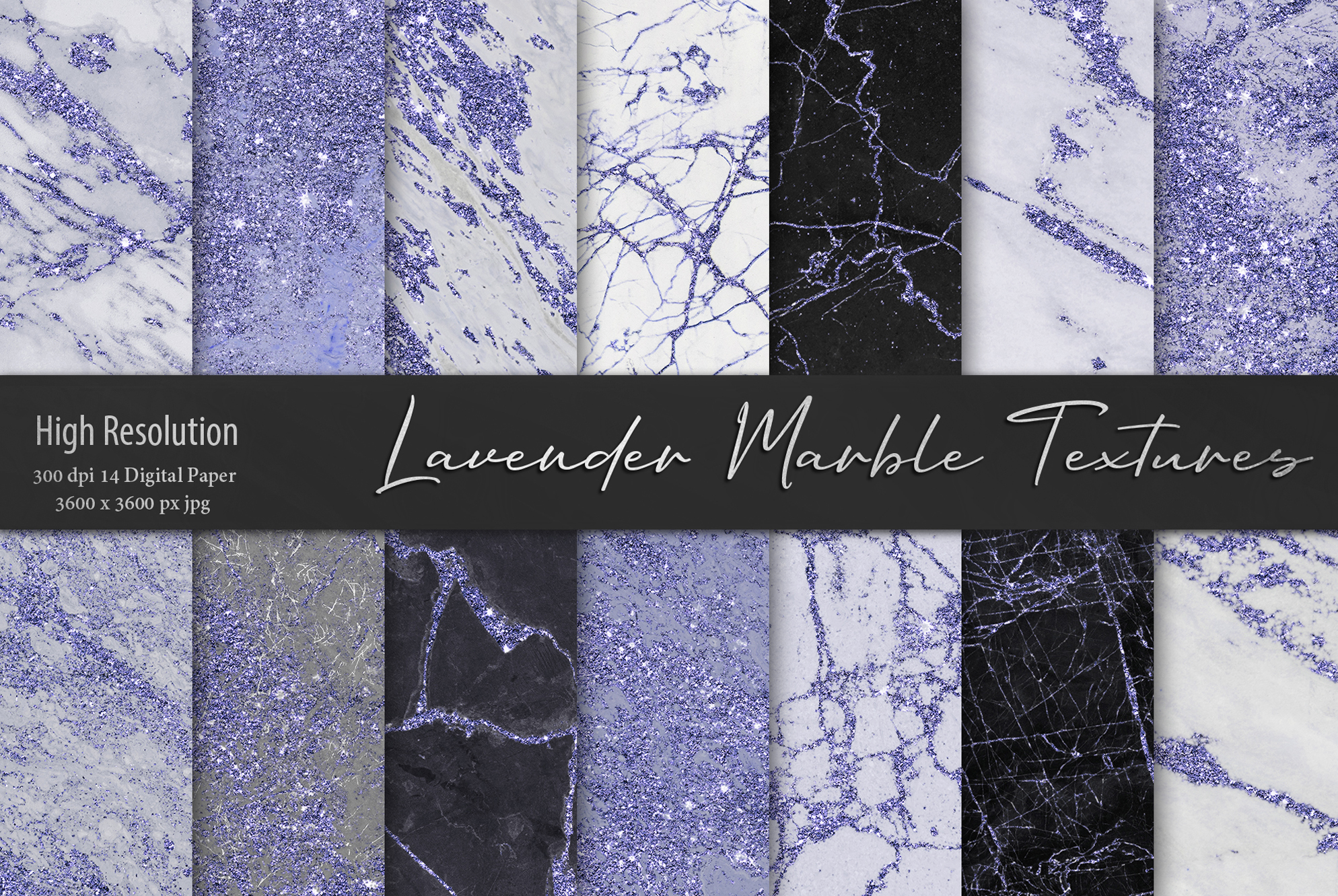Lavender Marble Textures Graphic By Creative Paper Creative