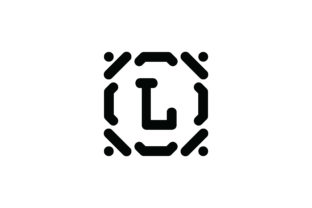 Letter L Icon Graphic Icons By Cowboy Studios