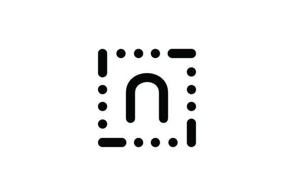 Letter N Icon Graphic By Newicon Creative Fabrica