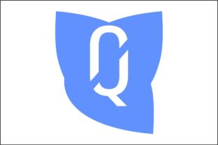 Lettering Q Logo Graphic By alifquentin
