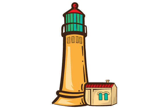 Download Free Light House Svg Cut File By Creative Fabrica Crafts Creative for Cricut Explore, Silhouette and other cutting machines.