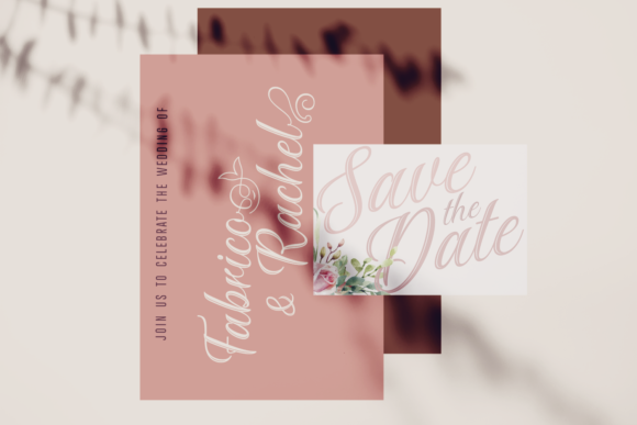 Print on Demand: Lonia Script & Handwritten Font By Situjuh - Image 2