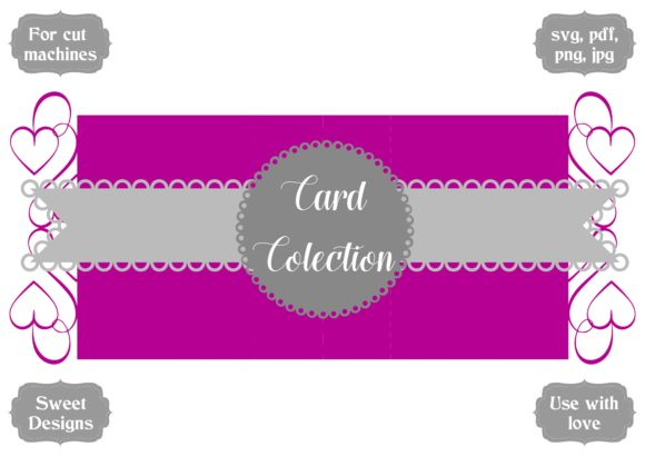 Print on Demand: Love Card 2 Graphic Crafts By jgalluccio