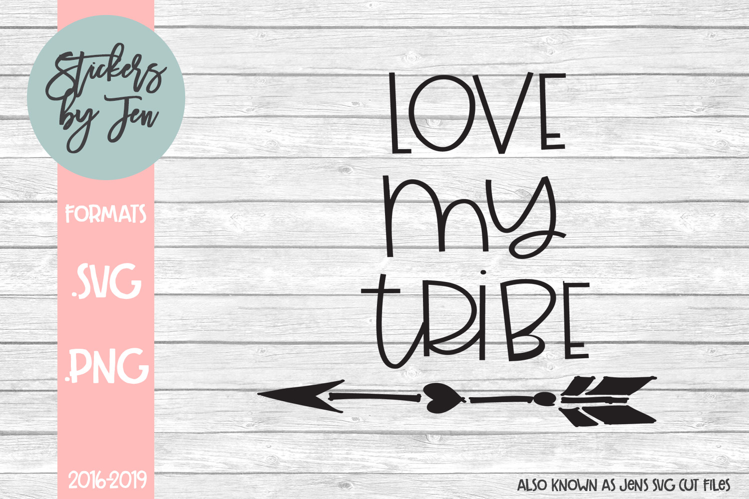 Download Love My Tribe SVG Graphic by Jens Svg Cut Files - Creative ...