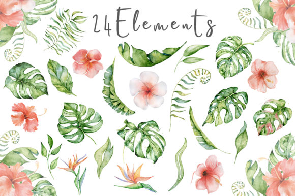 Lovely Sloths Watercolor Animals Clipart Graphic Illustrations By EvgeniiasArt - Image 3