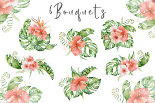 Lovely Sloths Watercolor Animals Clipart Graphic Illustrations By EvgeniiasArt 5
