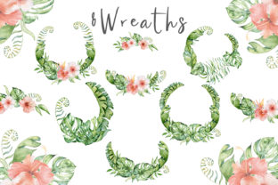 Lovely Sloths Watercolor Animals Clipart Graphic Illustrations By EvgeniiasArt 7