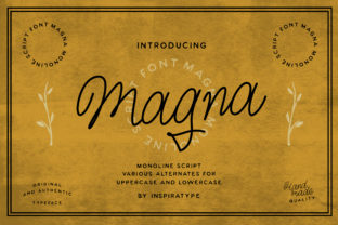 Magna Font By InspiraType
