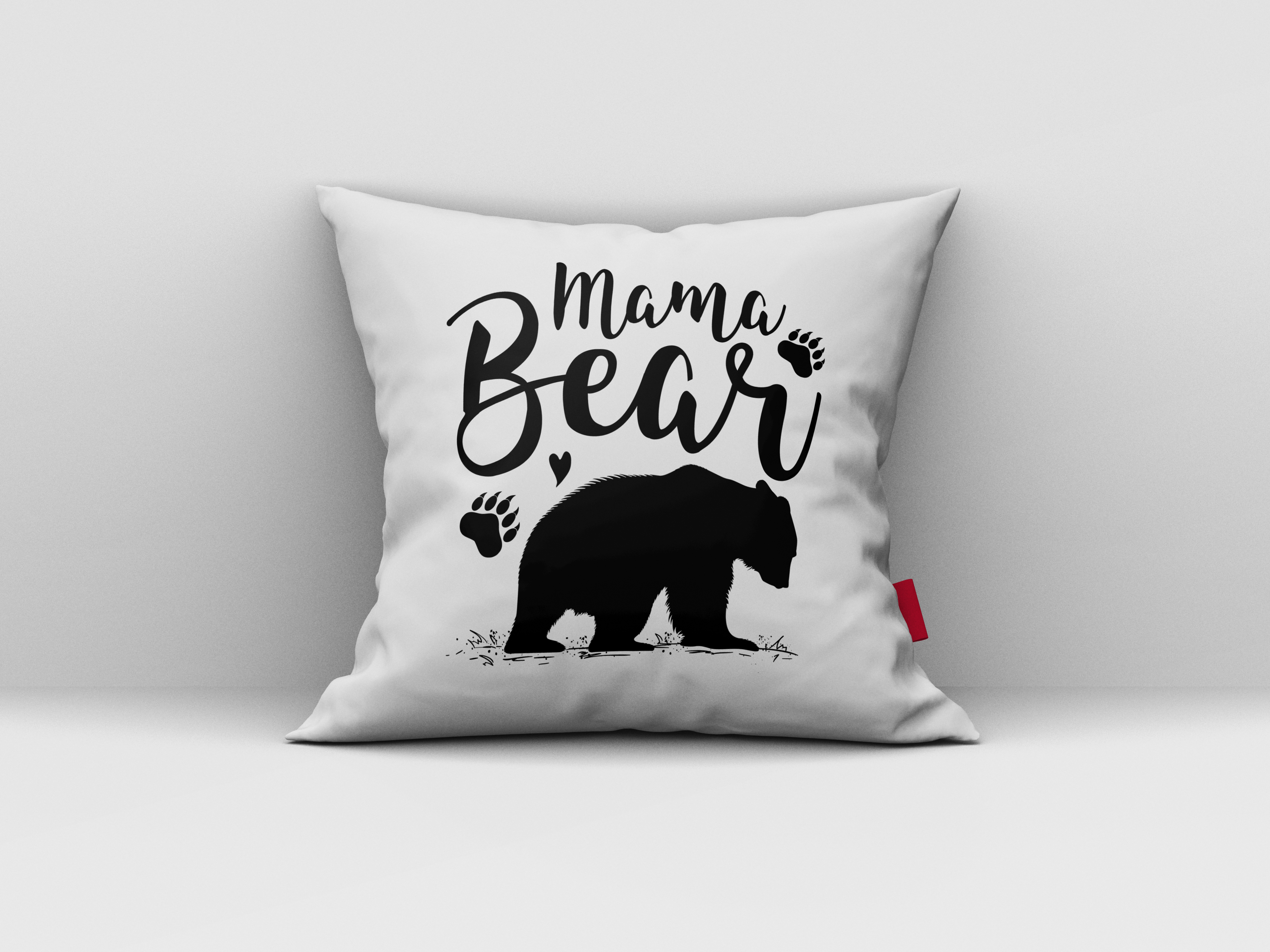 Download Free Mama Bear Design Graphic By Aartstudioexpo Creative Fabrica for Cricut Explore, Silhouette and other cutting machines.