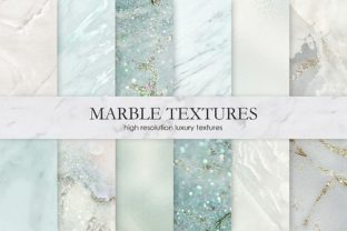 Marble and Watercolor Patterns Graphic By artisssticcc