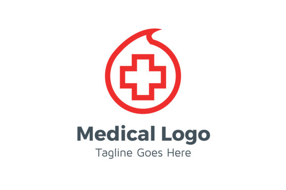 Medical Logo 2 Graphic Logos By Acongraphic - Image 1