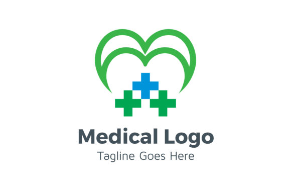 Medical Logo 2 Graphic By Acongraphic Image 1
