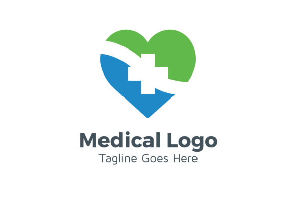 Medical Logo Graphic By Acongraphic Image 1