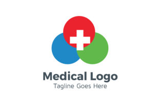 Medical Logo Graphic By Acongraphic