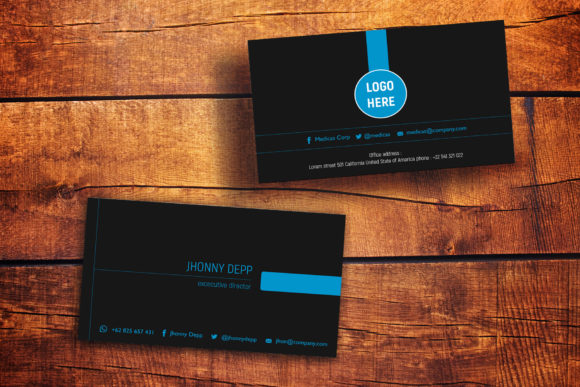 Medicas Business Card Templates Graphic By gumacreative