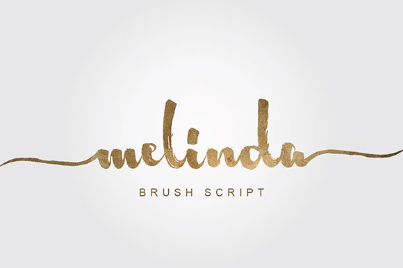 Print on Demand: Melinda Script & Handwritten Font By missinklab