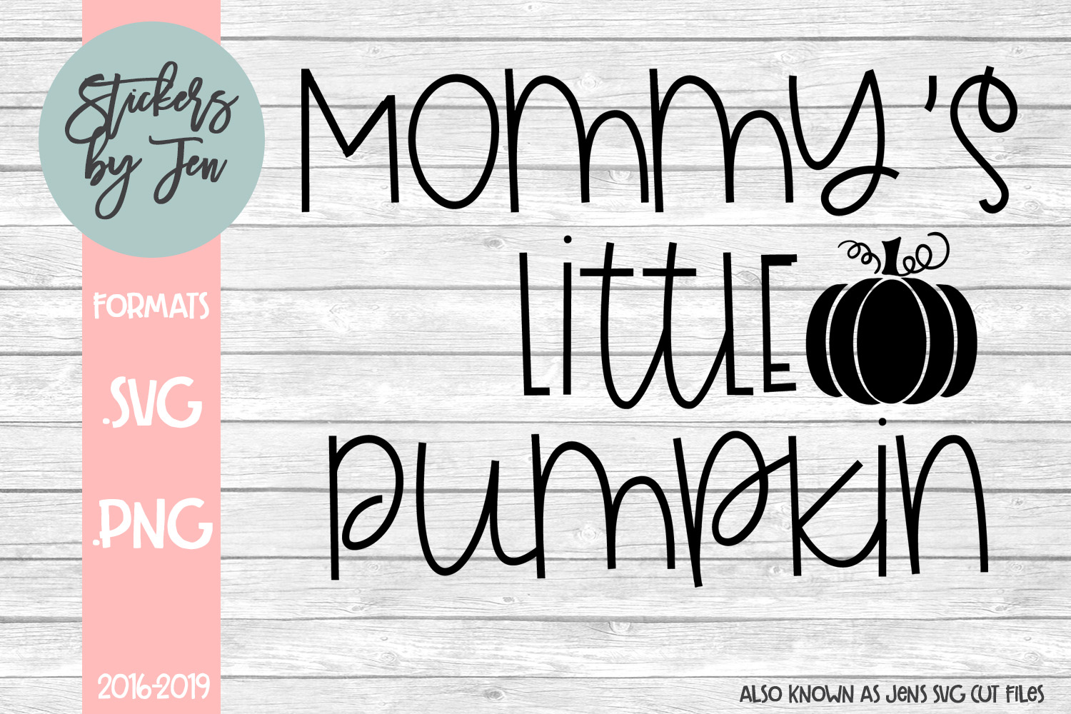 Download Free Mommys Little Pumpkin Svg Graphic By Stickers By Jennifer for Cricut Explore, Silhouette and other cutting machines.