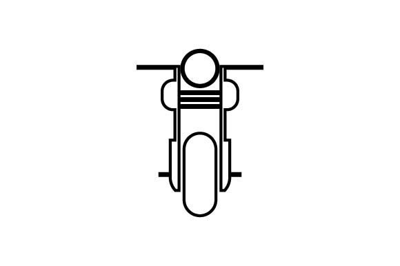 Download Free Motorcycle Motorbike Icon Vector Graphic By Hoeda80 Creative for Cricut Explore, Silhouette and other cutting machines.