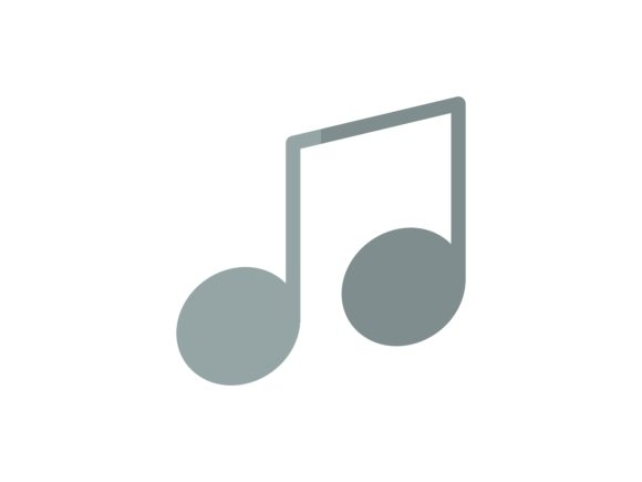 Music Flat Color Vector Icon Graphic Icons By tutukof - Image 1