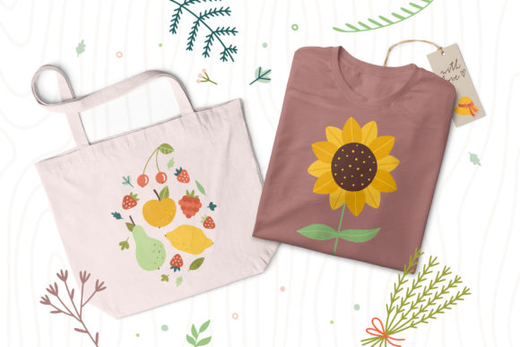 My Garden Collection Graphic Illustrations By redchocolate - Image 11
