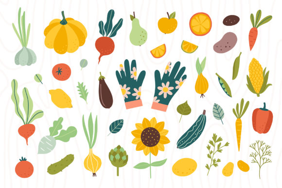 My Garden Collection Graphic Illustrations By redchocolate - Image 3