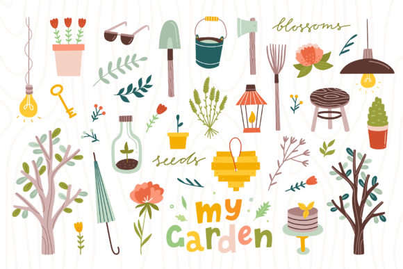 My Garden Collection Graphic Illustrations By redchocolate - Image 5