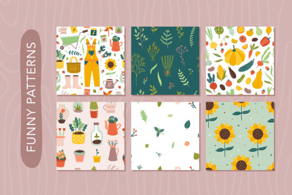 My Garden Collection Graphic Illustrations By redchocolate - Image 7