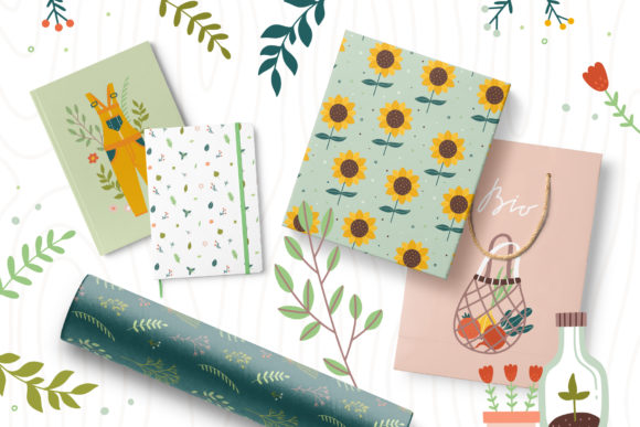 My Garden Collection Graphic Illustrations By redchocolate - Image 10