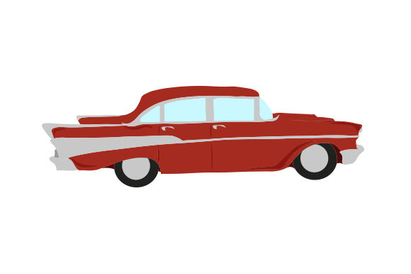 Download Free Old School Car Svg Cut File By Creative Fabrica Crafts for Cricut Explore, Silhouette and other cutting machines.