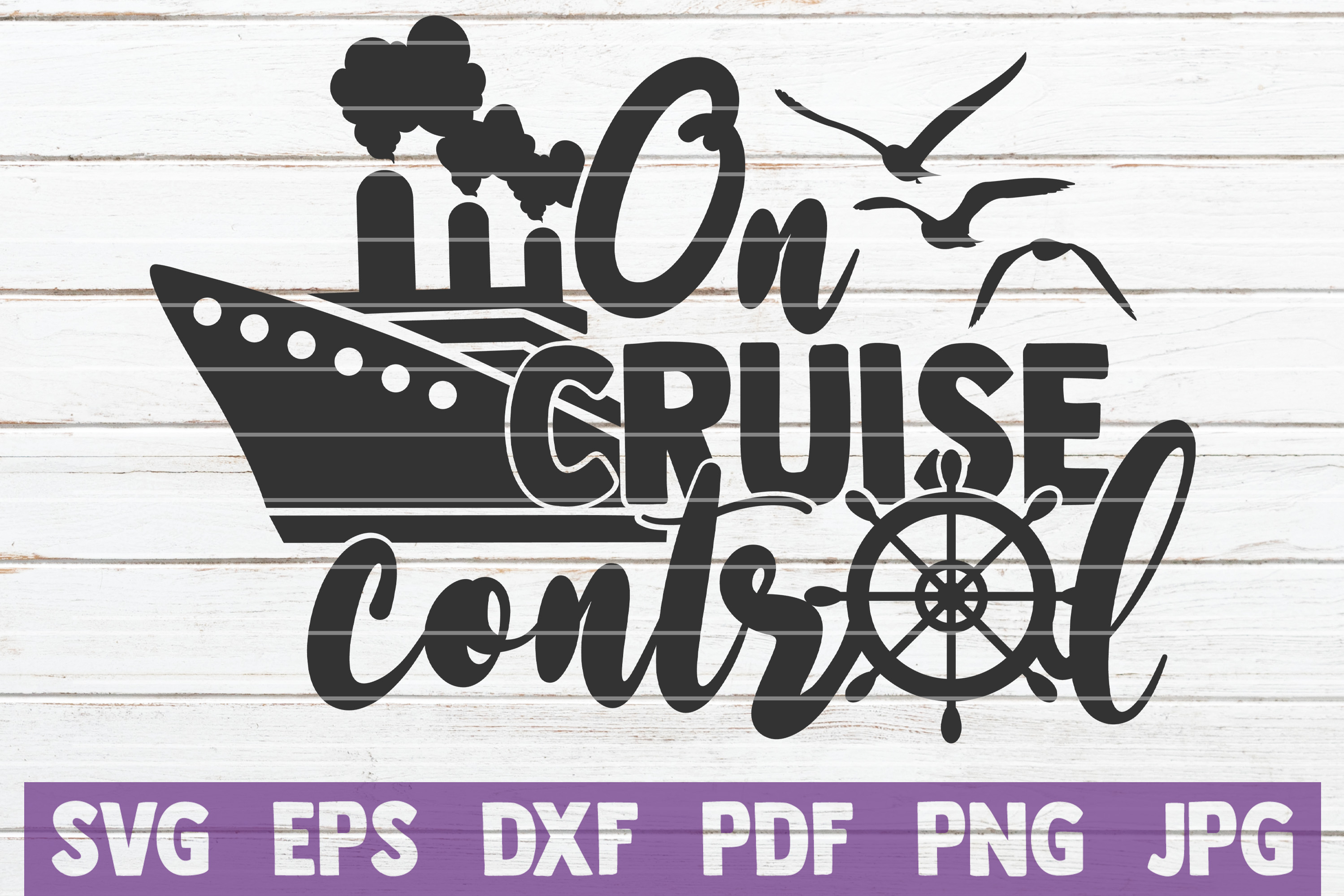 Download Free On Cruise Control Svg Cut File Graphic By Mintymarshmallows for Cricut Explore, Silhouette and other cutting machines.