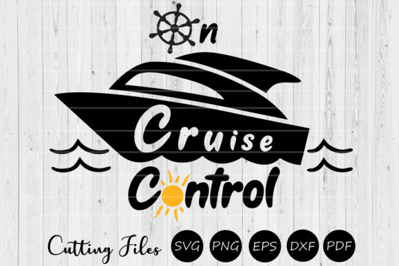 Download Free On Cruise Control Summer Cruise Svg Graphic By Hd Art Workshop for Cricut Explore, Silhouette and other cutting machines.