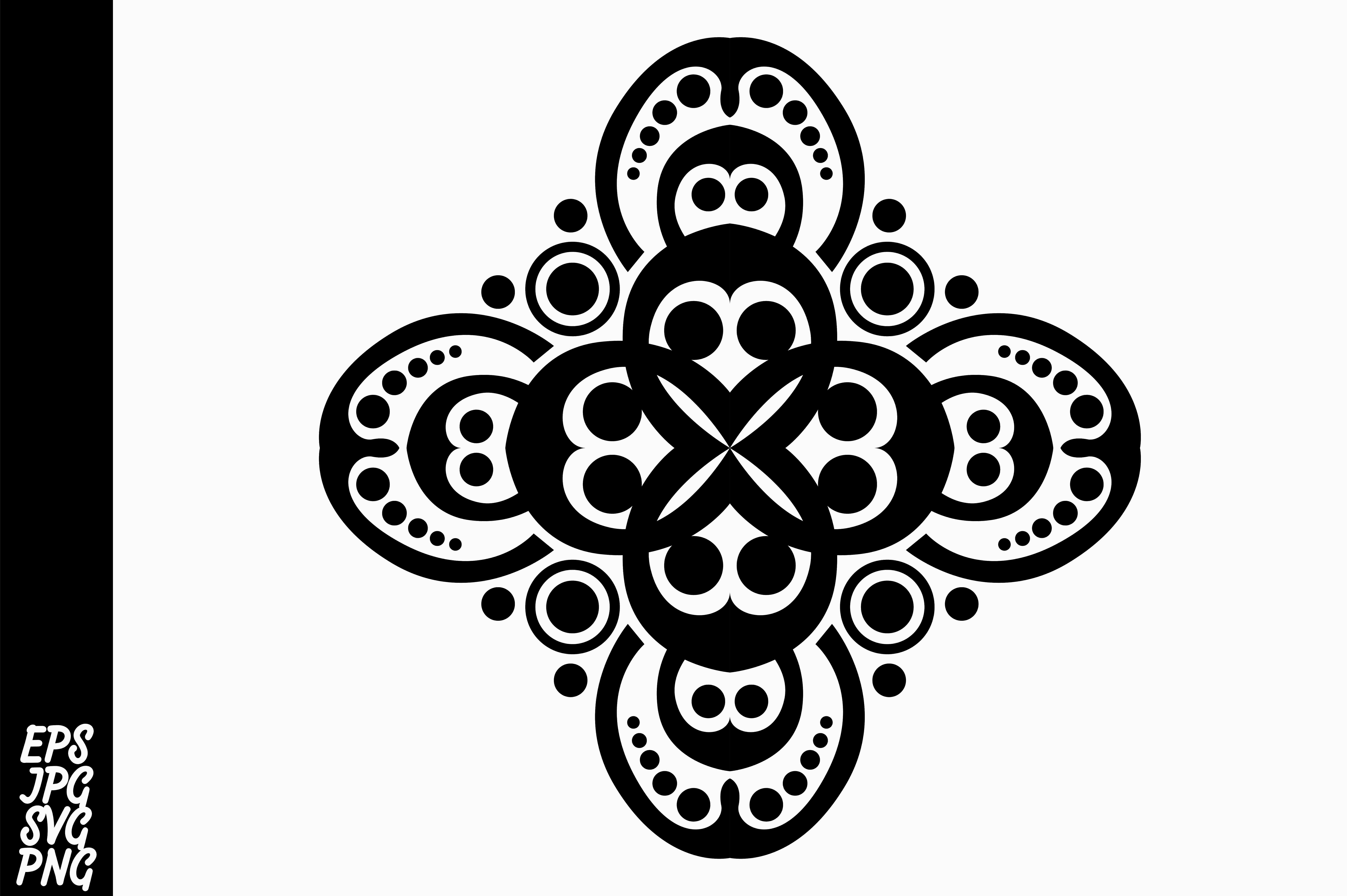 Download Free Ornament Svg Graphic By Arief Sapta Adjie Ii Creative Fabrica for Cricut Explore, Silhouette and other cutting machines.