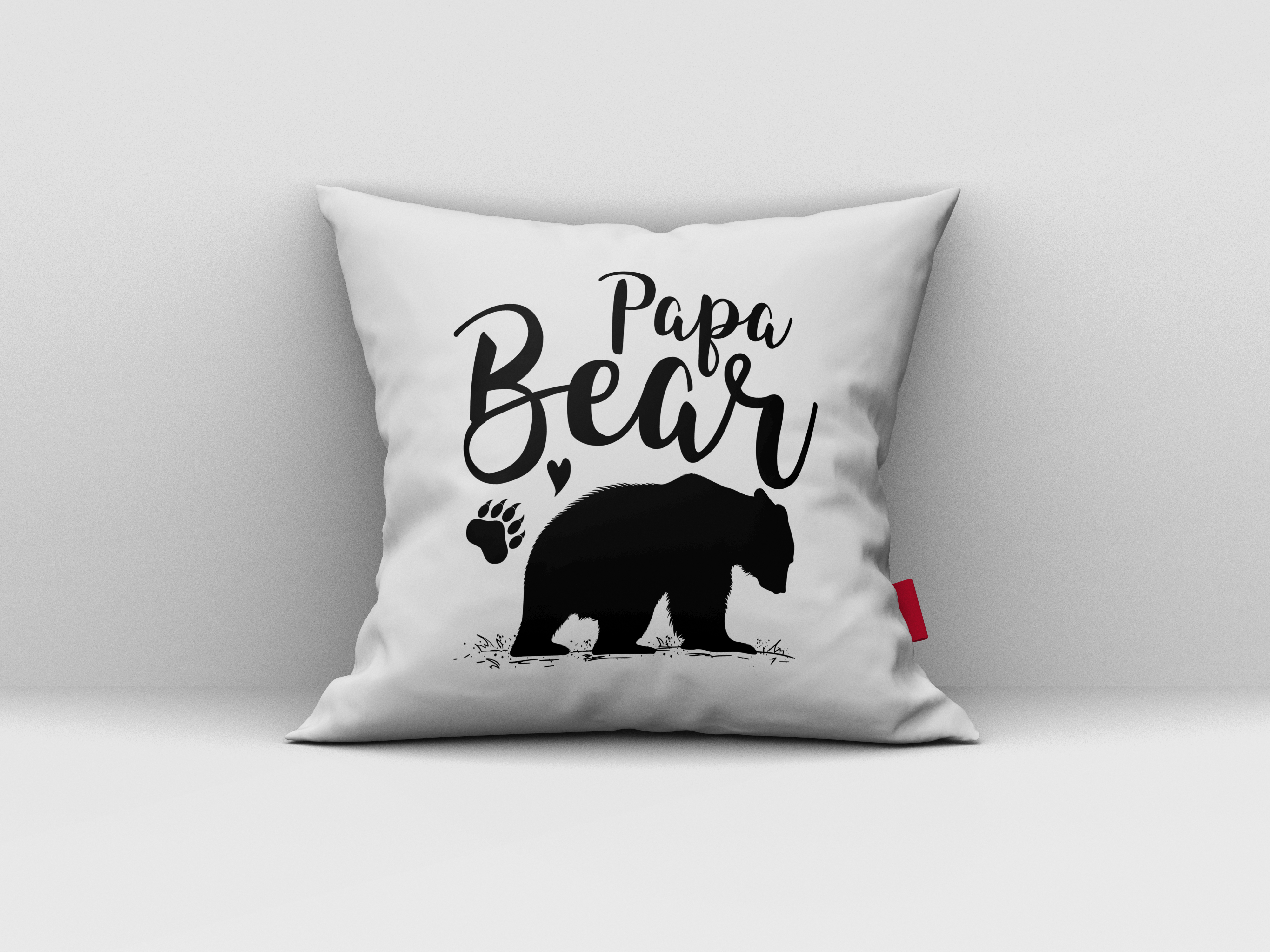 Download Free Papa Bear Design Graphic By Aartstudioexpo Creative Fabrica for Cricut Explore, Silhouette and other cutting machines.