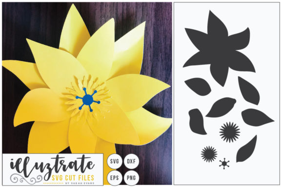 Download Free Snowflake Graphic By Illuztrate Creative Fabrica for Cricut Explore, Silhouette and other cutting machines.