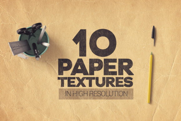 Paper Textures X10 Graphic By SmartDesigns