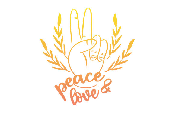 Download Free Peace Sign Hand Svg Cut File By Creative Fabrica Crafts Creative Fabrica for Cricut Explore, Silhouette and other cutting machines.