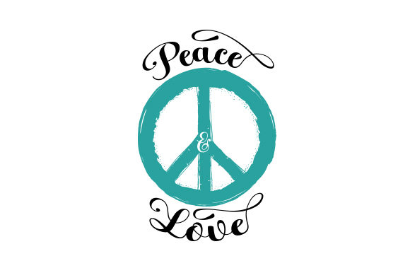 Download Free Peace Sign Symbol Archivos De Corte Svg Por Creative Fabrica for Cricut Explore, Silhouette and other cutting machines.