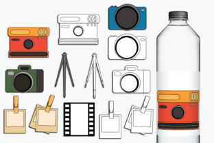 Photography Graphic By Revidevi