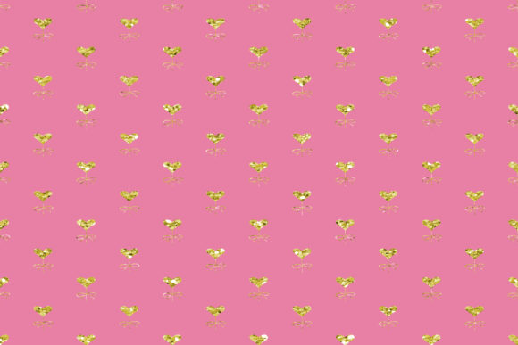 Download Free Pink Glitter Digital Papers Graphic By Bonadesigns Creative for Cricut Explore, Silhouette and other cutting machines.