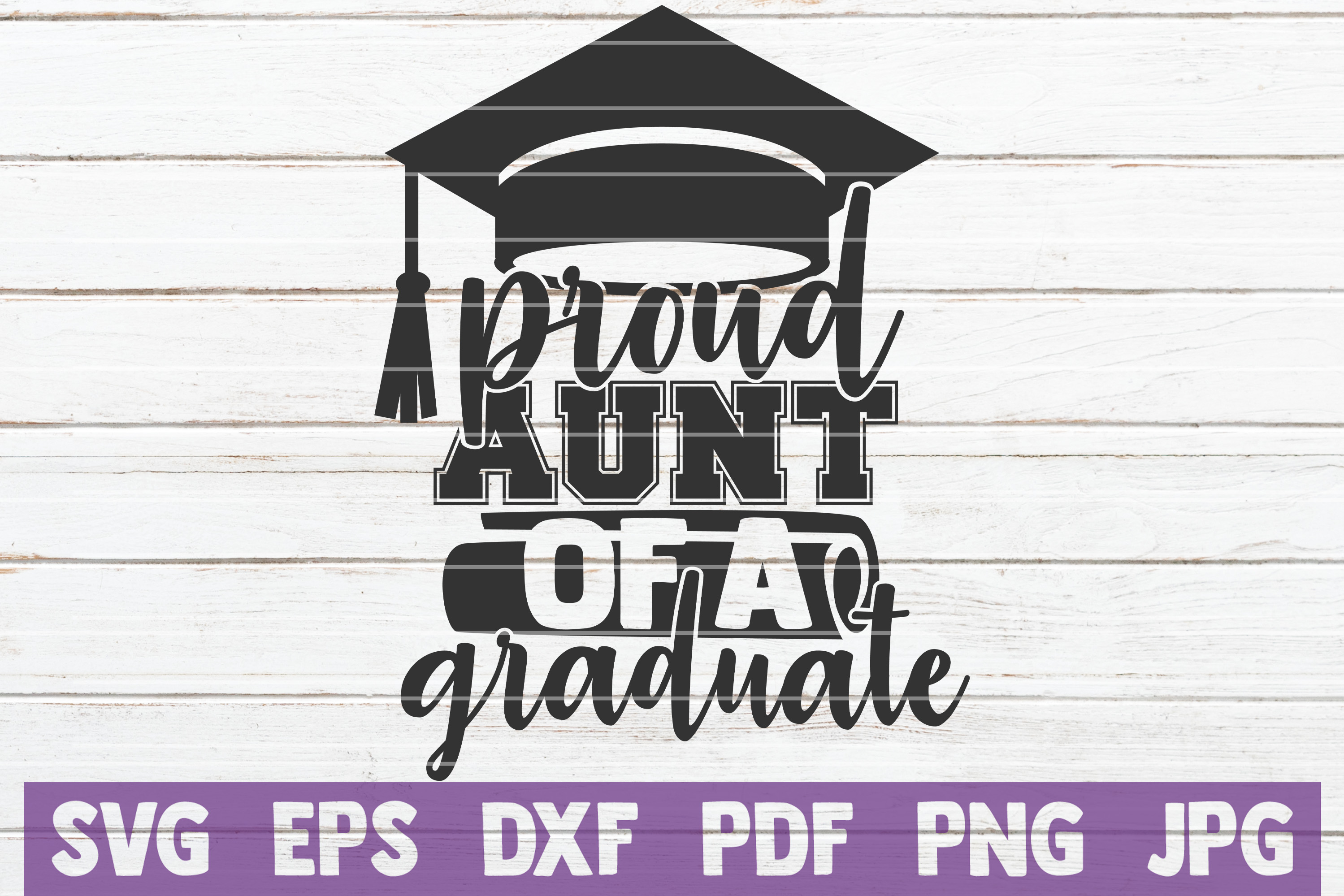 Download Free Proud Aunt Of A Graduate Svg Cut File Graphic By for Cricut Explore, Silhouette and other cutting machines.