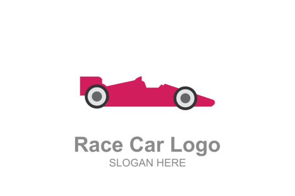Download Free Race Car Logo Graphic By Guardesign Creative Fabrica for Cricut Explore, Silhouette and other cutting machines.