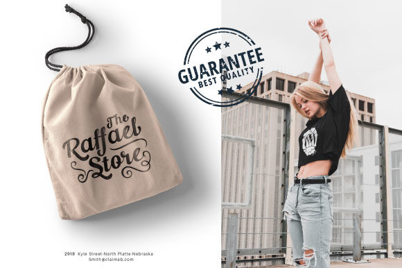 Print on Demand: Raffina Script & Handwritten Font By VNM Creative Studio - Image 6