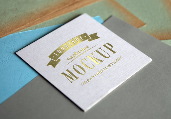 Print on Demand: Realistic Mock-ups on Vintage Backgroun Graphic Product Mockups By bywahtung