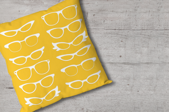 Retro Glasses  Graphic Crafts By DesignedByGeeks