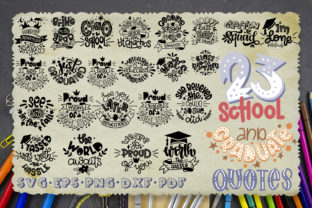 School Svg Bundle Teacher Graduation Graphic By SVG Story