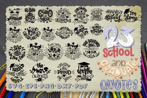 School Bundle  Graphic Crafts By SVG Story