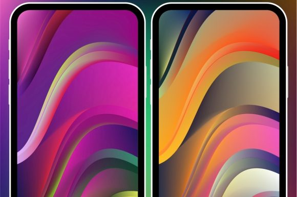Screens Smartphone Wallpaper Background Graphic Backgrounds By MrBrahmana