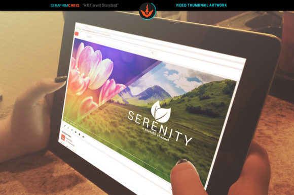 Serenity YouTube Thumbnail Template